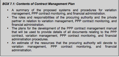 contract administration plan The contract administration plan (see template): framing the who, what, when, where and how of the contract it should emphasize process, output and outcome.